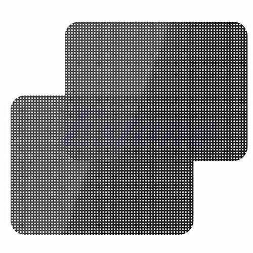 Sonnenschutz für Auto Heckscheibe und Seitenscheibe, statische Klebeblende 2 Stück