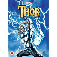 Thor: Tales Of Asgard [DVD] by Gary Hartle