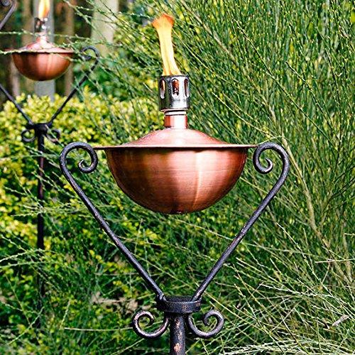 Gartenfackel: Garten-Ölfackel Charming Lights