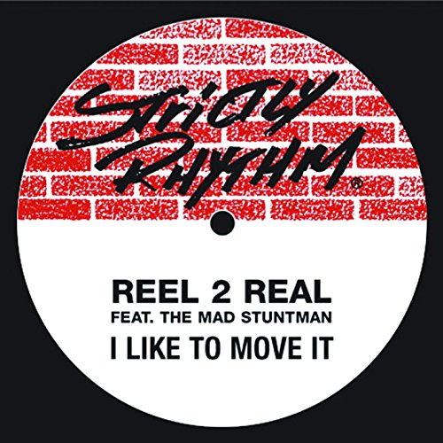I Like to Move It (feat. The Mad Stuntman) [More'S Instrumental]