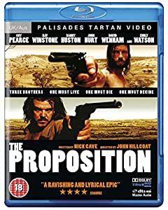 The Proposition [Blu-ray] [Import anglais]