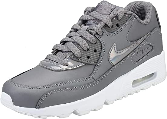 Nike Air Max 90 LTR (GS), Sneakers Basses Femme