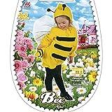 Disfraz infantil de abeja | Traje infantil de abeja | Abeja Traje | para niña 3 a 4 años