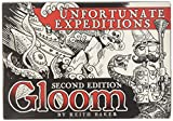 Gloom Second Edition Expansion Unfortunate Expeditions