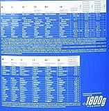 Body Attack 100% Casein Protein, Strawberry Banana, 1800 g