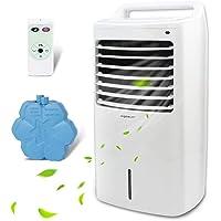 Aigostar Kohl - Mobiles klimaanlage, 15L, Klimaanlage Mobil 3 in 1 Aircooler, Luftkühler, Leise, 60W, 3-Gang Windmodus…