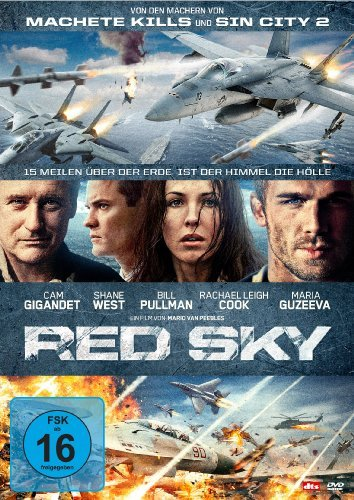 Red Sky (2013) DVD by Cam Gigandet