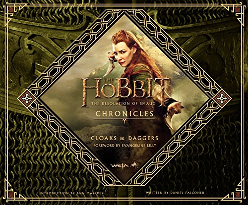 The Hobbit: The Desolation of Smaug Chronicles: Cloaks & Daggers por Weta