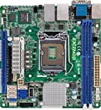 Asrock e3 C224d2i Server/Workstation Mainboard (Sockel 1150, Intel C224, DDR3, S-ATA 600, M-ITX)