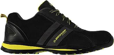 Dunlop-Scarpe da uomo Casual sportiva da Indiana, chiusura con lacci