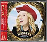 Madonna - Don't Tell Me - JAPAN - Cds - - WPCR-10904