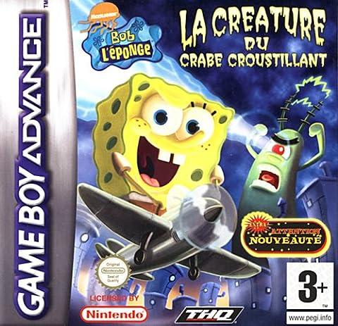 Bob L'éponge : La créature du crabe croustillant