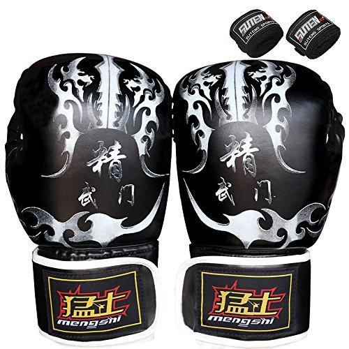 M-Boxing Adult Boxing Training Gloves Muay Thai