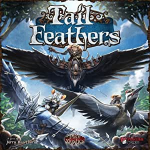 Tail Feathers Board Game by Plaid Hat Games