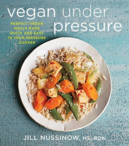 Vegan Under Pressure (English Edition)