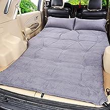 ZWL Camping al aire libre Multifunción Car Shock Cama Cama del coche Cama de viaje automática inflable cama aire colchón a prueba de humedad Pad Moda.z ( Color : H )