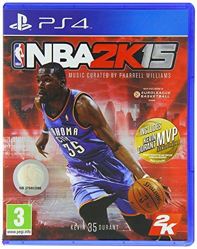NBA 2K15 (PS4) UK IMPORT
