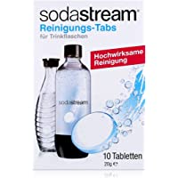 Sodastream TABLETTES Nettoyage Bouteilles