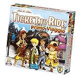 Asmodee Italia- Ticket To Ride Primo Viaggio Edizione Italiana, 8516