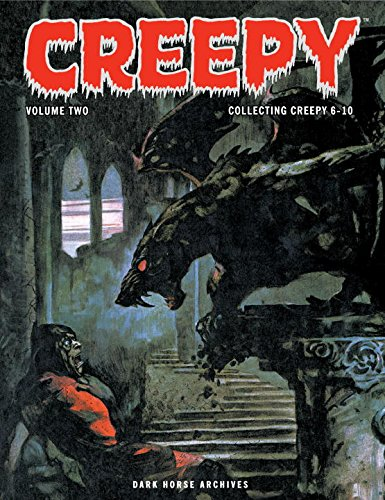 This vein-chilling second volume showcases work by some of the best artists to ever work in the comics medium, including Alex Toth, Gray Morrow, Reed Crandall, John Severin, and others. Each archive volume of Creepy is packed with stories (usually up...