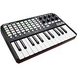 AKAI Professional APC Key 25 - Contrôleur MIDI Alimenté par USB, 40 Pads pour Ableton Live, Clavier 25 Touches, 8 Potentiomèt