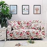 Anti-Rutsch Schnittsofa Werfen Pad,Sofa Möbel Protector für Hund Hohe Elastizität Slipcover Couch-Abdeckung Rutschfeste Stretch hussen-G 3 Seater (75*90inch)