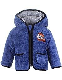 Newborn Bebé Boys Winterwalk Niños Chaqueta, azul