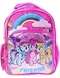 Sac à dos maternelle Little Pony Rainbow Rose