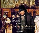 Der Tote im Salonwagen. 6 CDs . Fandorin ermittelt - Boris Akunin