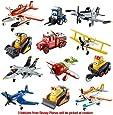 Disney's Planes Mega Value Pack (3 Random Disney Planes Supplied No Duplicates)