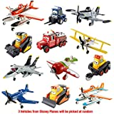 Disney's Planes Mega Value Pack (3 Random Disney Planes Supplied No Duplicates)
