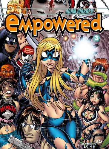 Empowered, Tome 3: Empowered