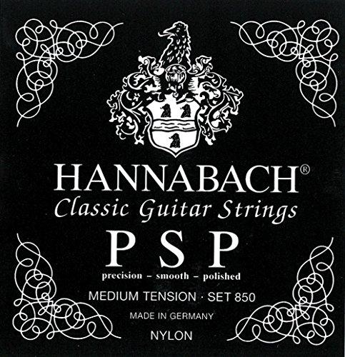 Hannabach 652758 - Cuerda para guitarra clásica (tensión alta)