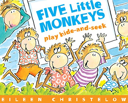 Five Little Monkeys Play Hide-And-Seek (Five Little Monkeys Story) par Eileen Christelow