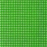 20 Lunch Servietten Vichy waldgrün grün Karo kariert Biertisch Gartenparty