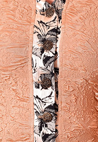 Poshtops - Giacca da abito -  donna Caramel