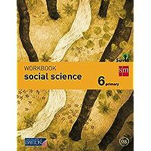 Social science. 6 Primary. Savia. Workbook - 9788415743842