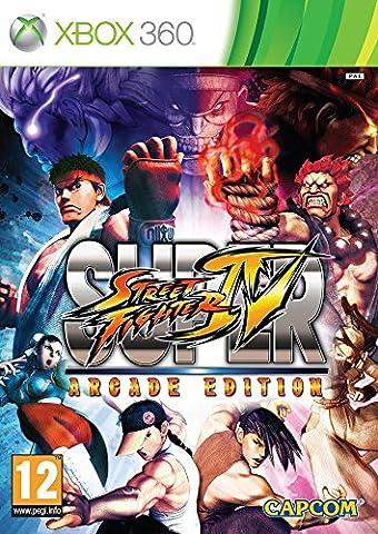 Super Street Fighter IV - édition