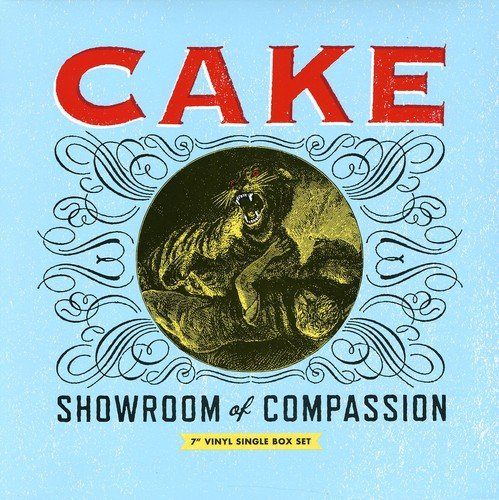 Showroom of Compassion [7 Viny [Vinyl Single] (Cake Pops Boxen)