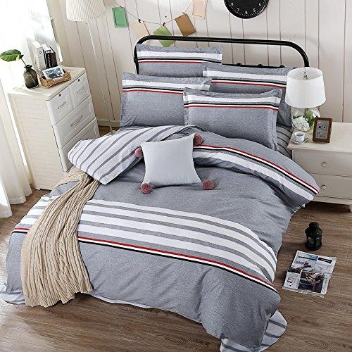 GGsmd Bettwäsche-Set, 4-teilig, Schleifbett-Produkte, Product Tuning, 1.2 Bed Three-Piece Set