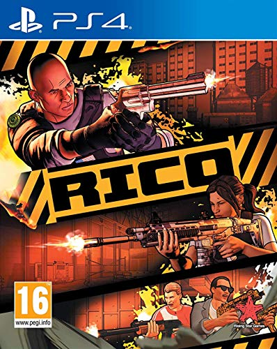 R.I.C.O. (PS4) Best Price and Cheapest