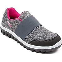 ASIAN Women's Sketch-23 Fabric Sports Running Shoes