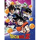 Dragon Ball Z GE-57756 Group Galaxy Throw Blanket, 46 x 60 by Great Eastern Entertainment
