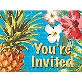 Creative Converting 319999 Partyeinladung, mehrfarbig