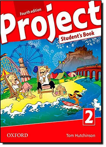 Project 4th. Student's book. Con espansione online. Per la Scuola media: Project 2. Student's Book - 4th Edition (Project Fourth Edition)