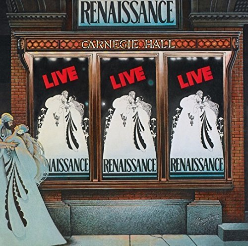Live at Carnegie Hall by RENAISSANCE (2015-12-11)