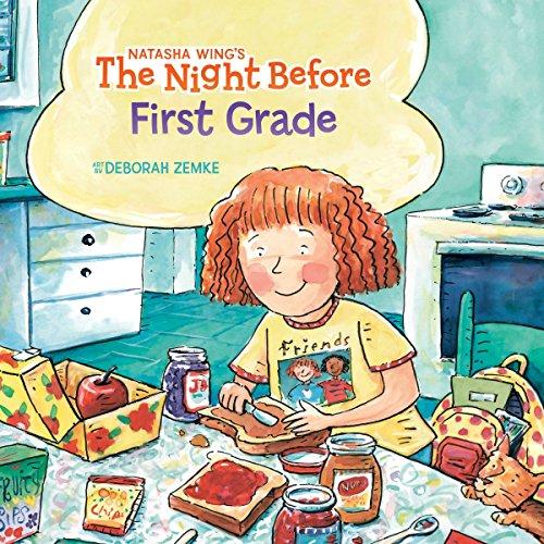 The Night Before First Grade (Reading Railroad) por Natasha Wing