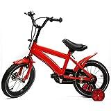 MINUS ONE 14 Pouces Enfants vélo, vélo garçon Fille avec Roues de Formation