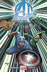 Avengers A.I. Volume 2: 12,000 A.D. by Sam Humphries (2014-07-08)