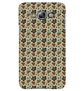 Fuson Premium Hibiscus Flowers Printed Hard Plastic Back Case Cover for Samsung Galaxy Grand Max